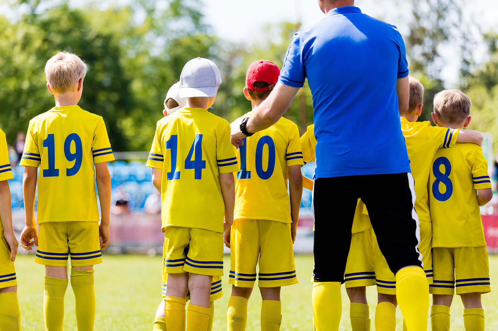 Life Lessons I Learned From Coaching Youth Sports